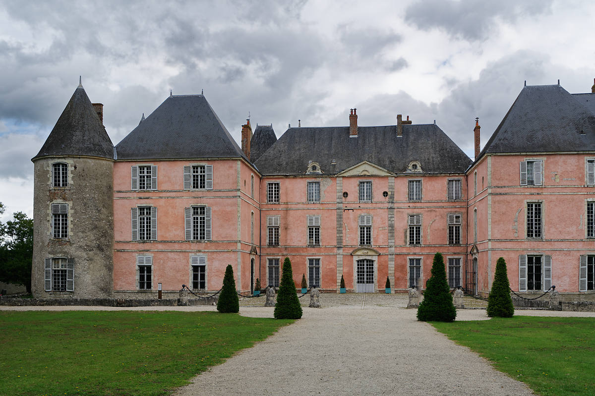 Castle of Meung sur Loire