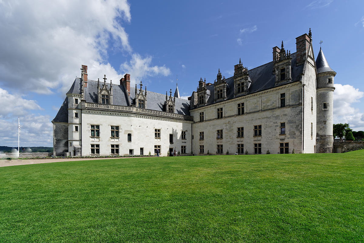 Royal Château of Amboise