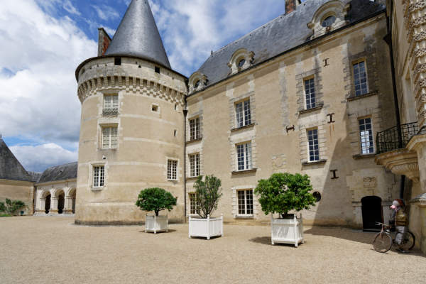 Chateau of Azay-Le-Ferron